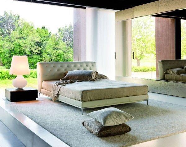 Camera da letto moderna (Foto) | Design Mag