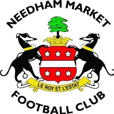1919, Needham Market F.C. (England) #NeedhamMarketFC #England #UnitedKingdom (L16802)
