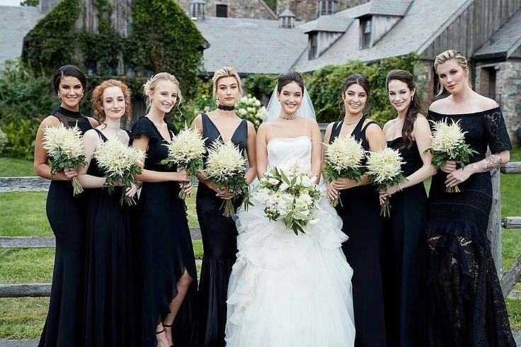Hailey Baldwin Was the Maid of Honor at Sister Alaia Baldwin's Wedding This Weekend