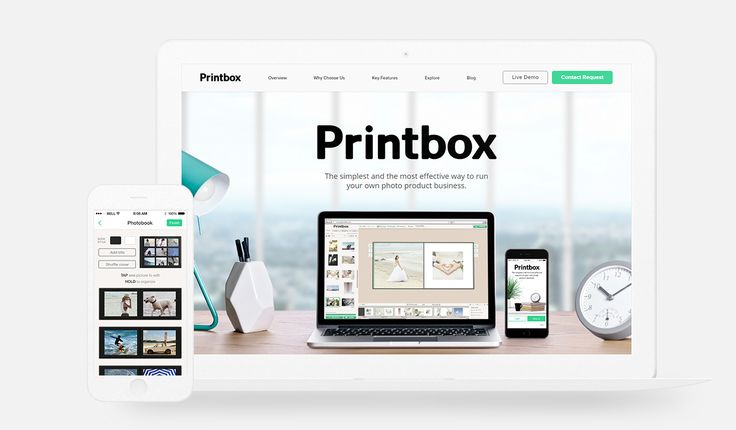 """Check out my @Behance project: """"Printbox""""…"""