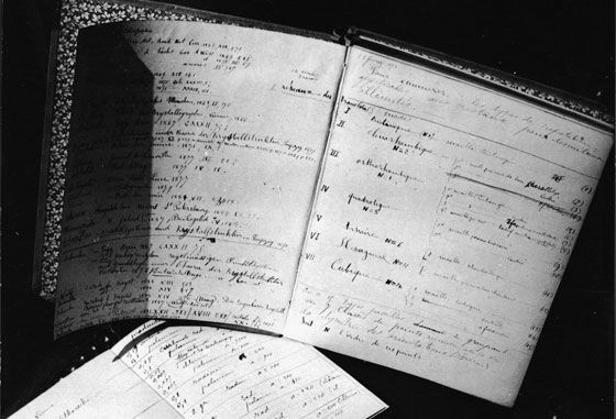 Marie Curie's notebooks are still radioactive. Researchers hoping to view them must sign a disclaimer.