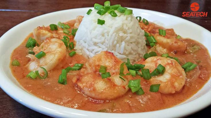 argentine red shrimp etouffee