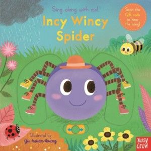 Sing along: Incy Wincy Spider