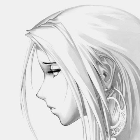 How to Draw Fantasy Anime   how to draw : sad manga (page 2)