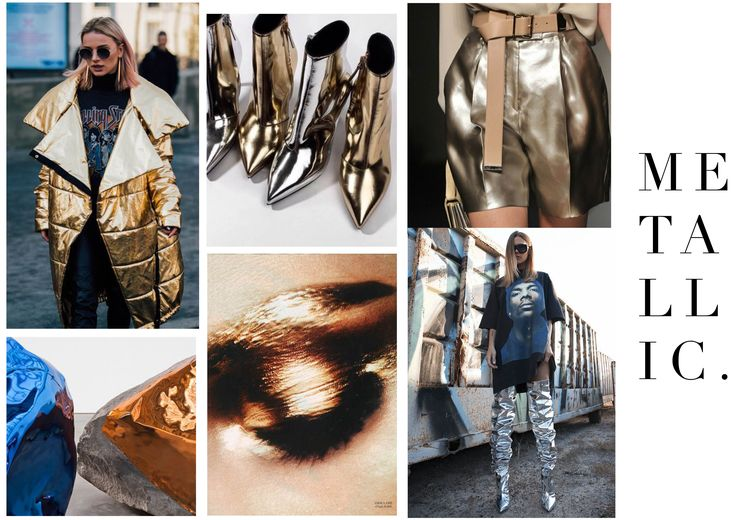 Trend Analysis Spring/Summer 2017 http://allabouttara.com/trend-analysis-ss17/ #fashionblogger #metallic #fashion #art #architecture #fashion #style #fahionblogger #Trendanalysis #Springsummer2017 #SS17