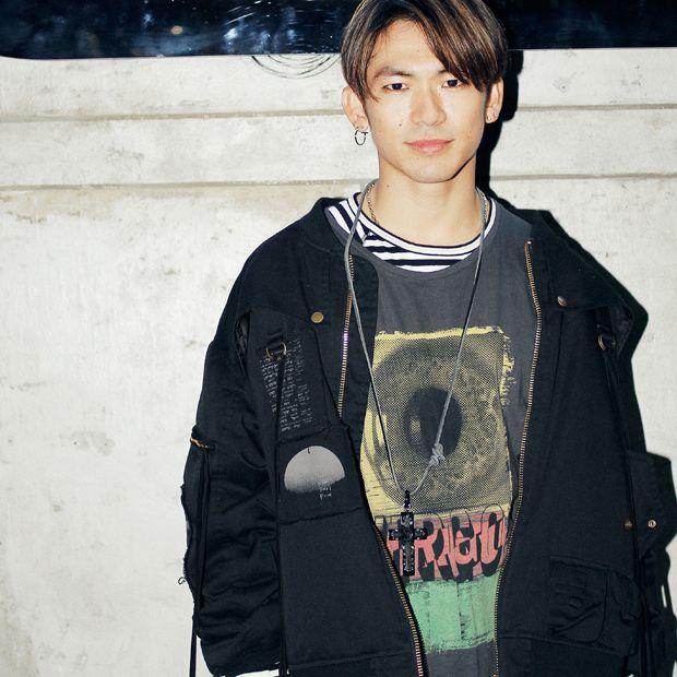 ドロップスナップ!NAOTO, パフォーマー / 俳優 (EXILE / 三代目 J Soul Brothers) | droptokyo