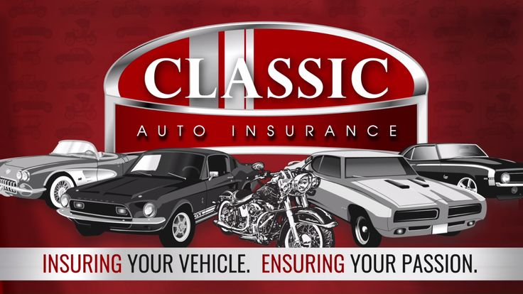 Classic Auto Has Affordable Rates Agreed Value Coverage And
