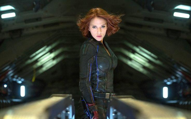 The Avengers' Black Widow Problem  Black Widow (Scarlett Johansson)  Ph: Jay Maidment  ©Marvel 2015