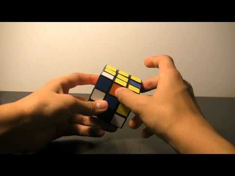 Simplest Tutorial for Solving the 3x3 Rubik's Cube (Learn in 15 minutes) - YouTube