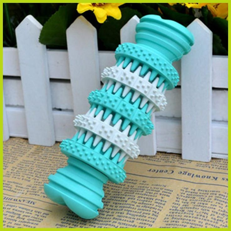 Pet Dog Toys Rubber Training Molar Tooth Interactive Jouet Pour Perro Tienda De Mascotas For Smll Big Dogs Chewing QQM137