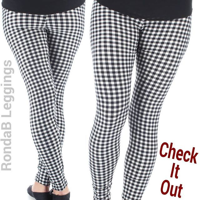 "RondaB Leggings On Instagram? Yes We Are"" CHECK IT OUT "" Shop RondaB's @ http://ift.tt/2qFU9GS  ___________________________________ #checks #checkered #gingham #checked #squares #ginghampants #ginghamforlife #ginghamlove #ginghamforever #minimalistfashion #ginghamprint #vintagestyle #checkerboard #checkeredpants #vintagelook #makeastatement #checkers #checkeredtrousers #patterned #comfystyle #comfychic #preppy #pinupgirlstyle #checkedout #thehappynow #thatsdarling  #stylediva #legging…"