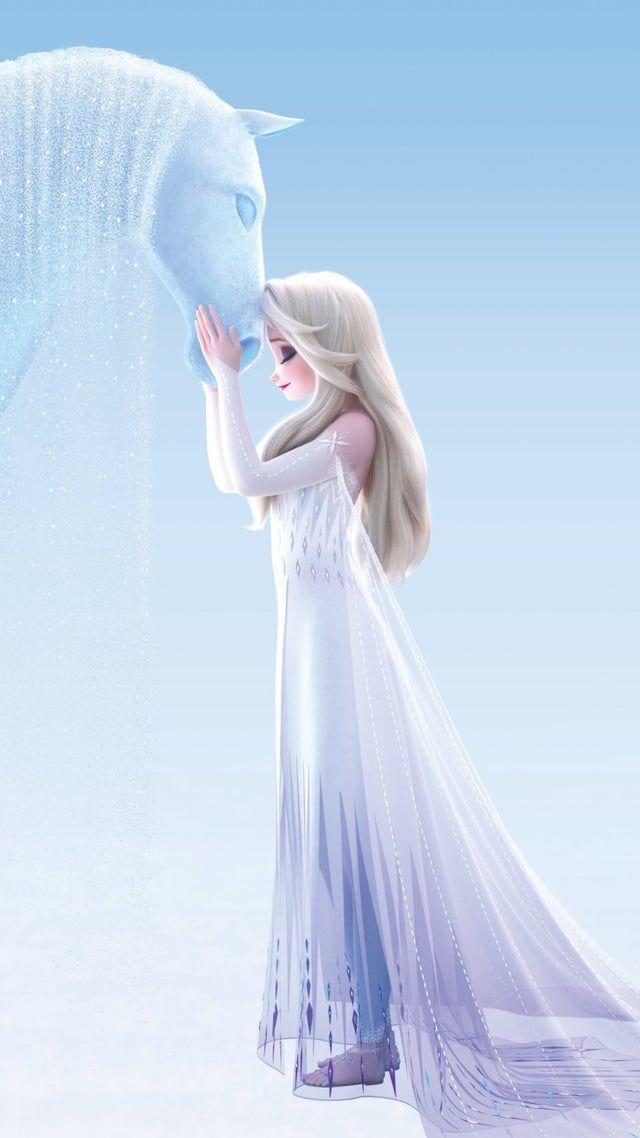 Nokk And Elsa Headboop Frozen In 2020 Disney Princess Elsa Disney Princess Wallpaper Disney Princess Drawings