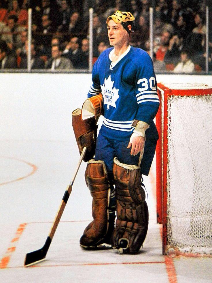 Terry Sawchuk | Toronto Maple Leafs | NHL | Hockey