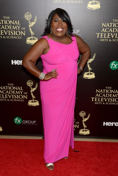 41st Annual Daytime Emmy Awards at The Beverly Hilton Hotel on June 22, 2014 in Beverly Hills, California - Comedian Sheryl Underwood attends the ceremony.