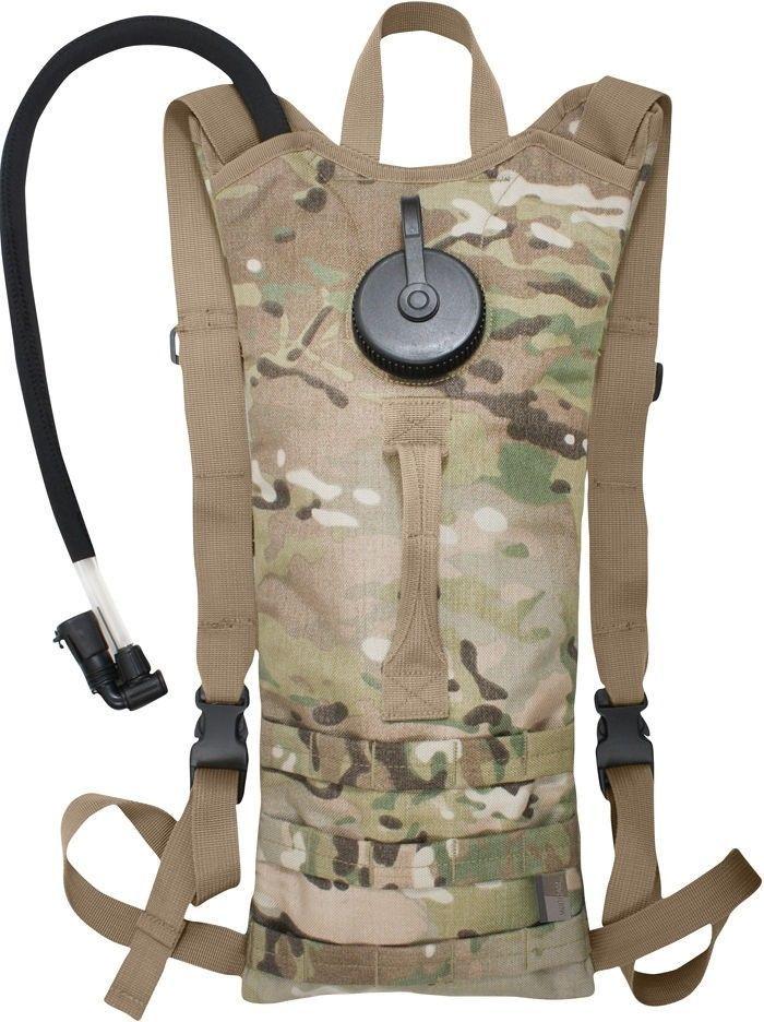 MultiCam 3-Liter Bladder MOLLE Tactical Hydration Pack Army Camo OCP  Scorpion  0af4e7ddcfc