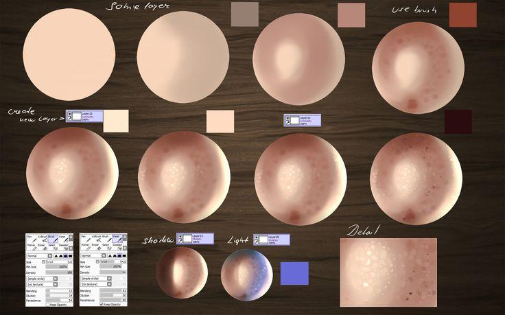 Skin Tutorial by ryky.deviantart.com on @deviantART