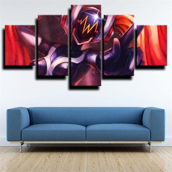 Dota 2 Medusa Canvas Art Wall Decor Canvas Decor Wall Art Canvas Prints