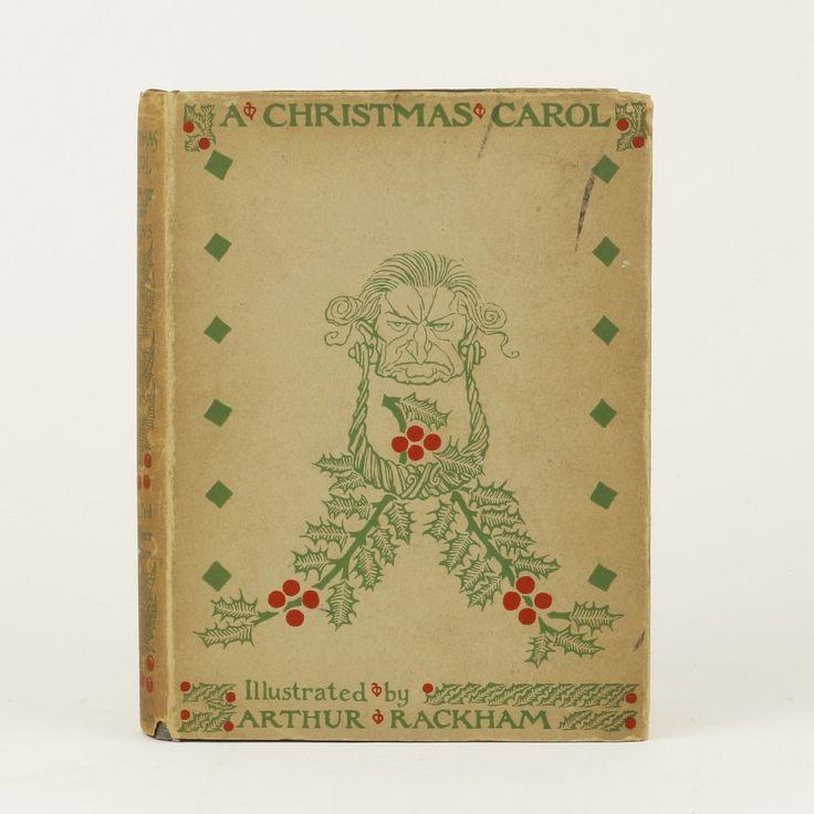 Arthur Rackham Weihnachtskarten