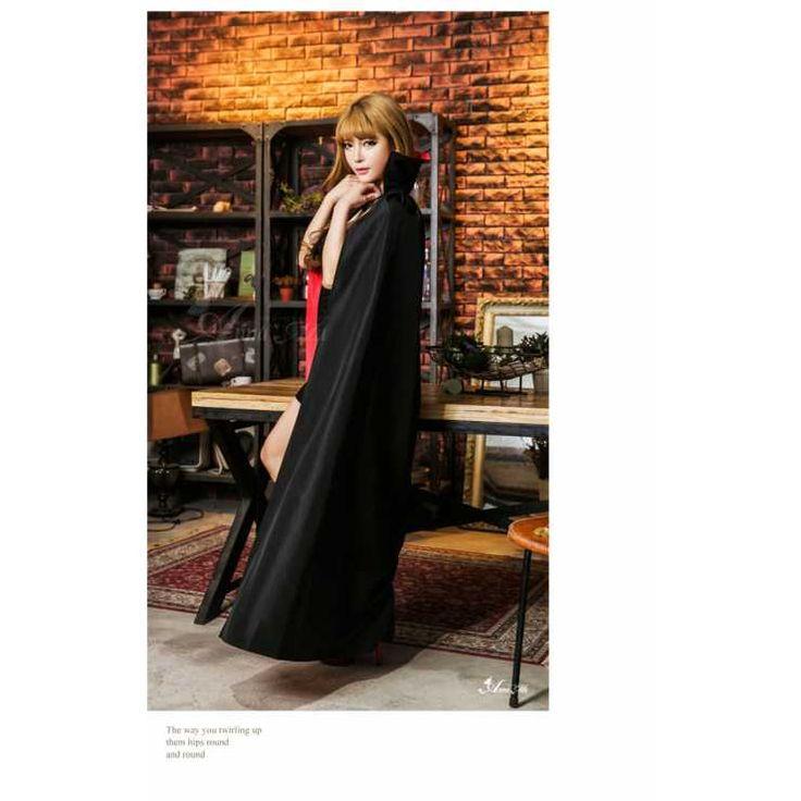 【ファッション通販SHOPLIST(ショップリスト)】コスプレ ヴァンパイア 吸血鬼 メンズ マント ドラキュラ 悪魔 コスチューム 衣装 女性 デビル 魔女 z1945 黒 コスプレ衣装大人用 cosplay ハロウィン 仮装 ハロウィン衣装|Anna Mu JAPAN(ー)の商品詳細ページです。商品説明、画像、レビューも充実。ぜひ楽しいお買いものにお役立てください!- ファッション通販%SITE