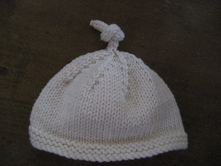 Knitting Patterns For Premature Babies In Hospital : Through The Looking Glass   Blog Archive   free knitting pattern: hospital ha...