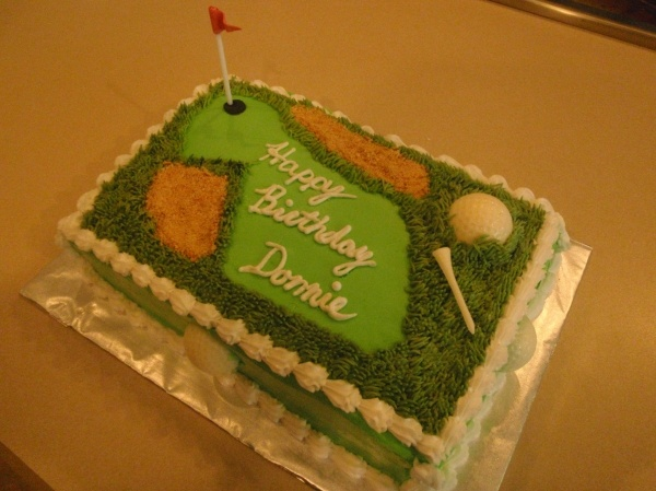 best ideas about Golf Birthday Cakes on Pinterest  Golf cakes, Golf ...