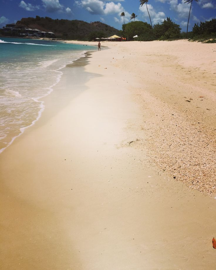 #Antigua #Antigua and Barbuda #Darkwood beach #beach