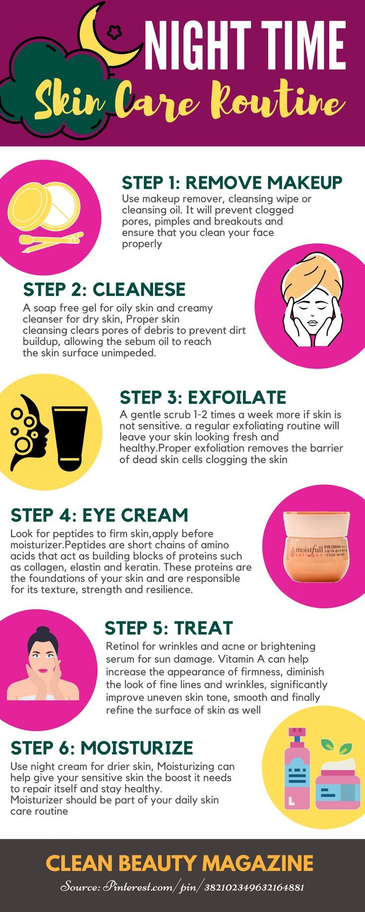 Guide To Adopt Natural Skincare Routine With Images Skin Care