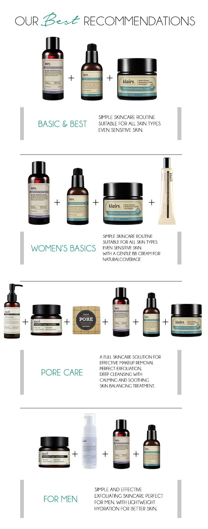 WISHTREND GLAM - http://www.wishtrend.com/glam/simple-but-enough-the-best-korean-cosmetics-brand-klairs/
