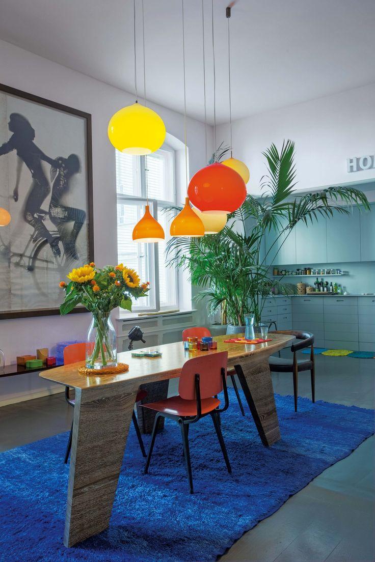 Mejores 83 imágenes de ¡Dale Color! en Pinterest | Cortinas, Depto ...