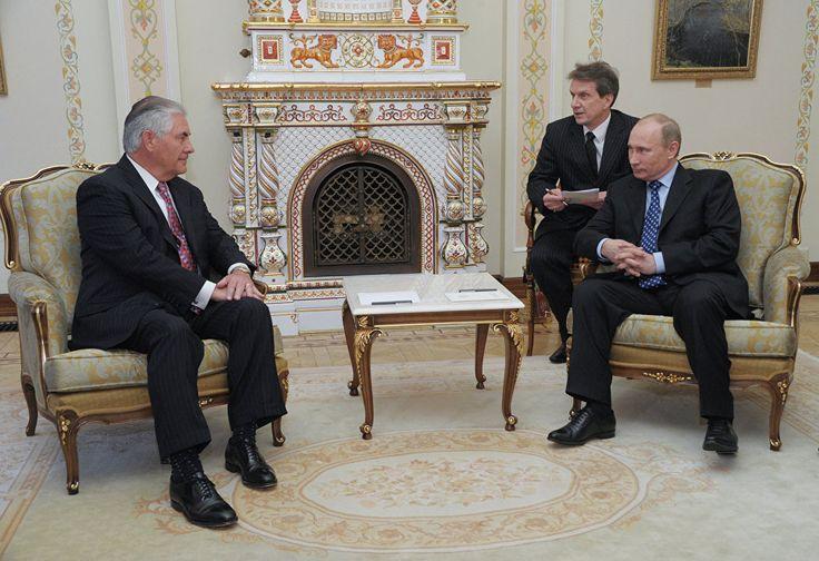 Пять фактов об отношении нового госсекретаря США Тиллерсона к России   РИА Новости - события в России и мире: темы дня, фото, видео, инфографика, радио