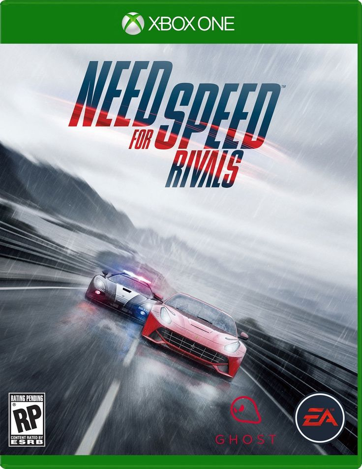 Need for Speed Rivals: Xbox One: Video Games  On Xbox One #Gaming