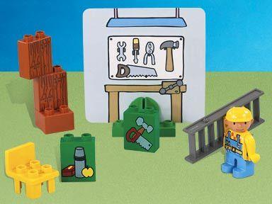 3284-1: Bob's Busy Day   Brickset: LEGO set guide and database