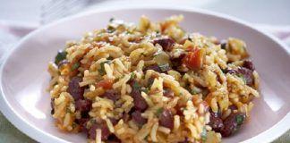 Συνταγή Αγίου Όρους: Ρύζι με φασόλια