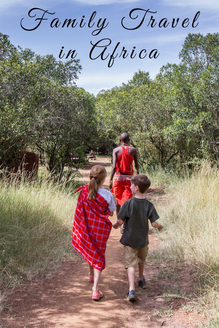 How to take your kids on an African safari and have an amazing time.