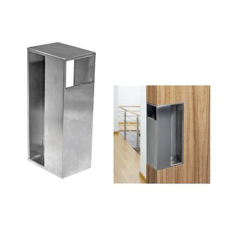 Sugatsune DSI-4251 Stainless Steel Pocket Door Handle