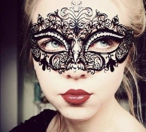 ...we will dress up like we are going to a masquerade and wear the masks and take our pictures.