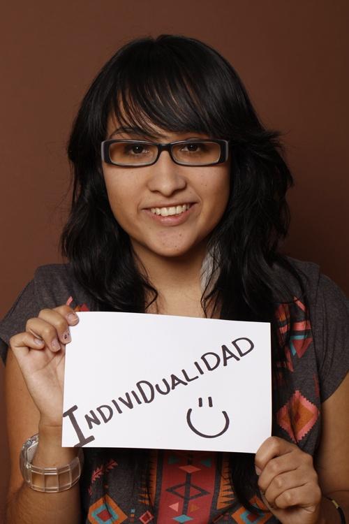 Individuality, Carolina Cloe Sanchez Rangel, Estudiante de Arquitectura, Monterrey, México.