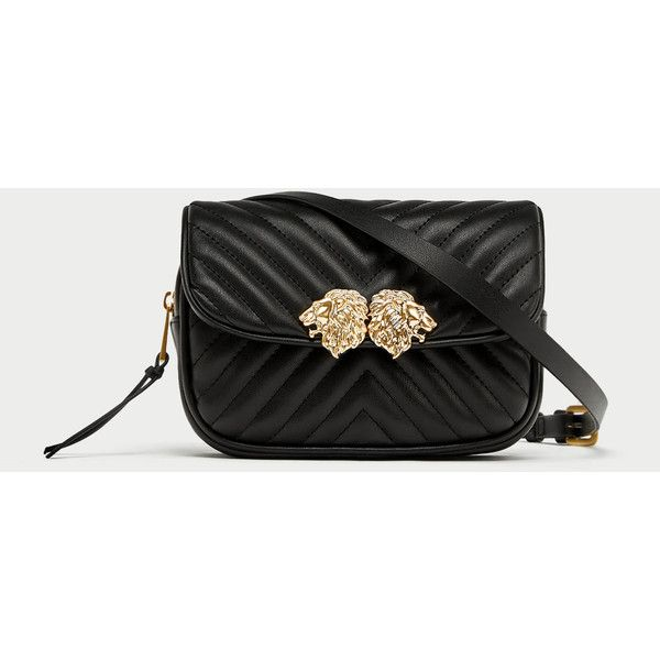 c52c72ff6eaf CROSSBODY BELT BAG WITH LIONS DETAIL - View all-BAGS-WOMAN | ZARA ...
