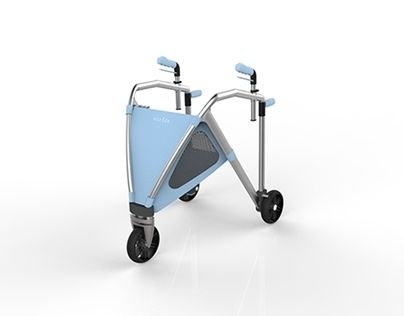 MAJOR DEGREE PROJECT - Elderly Walking Aid