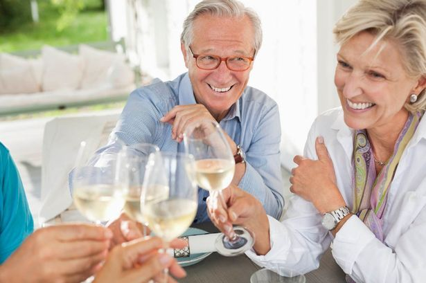 Boozy pensioners risk 'alcoholic dementia' with the damage from drink rivalling Alzheimer's. More older people are hospitalised every year for mental disorders related to alcohol (11,373) than for alcohol-related liver disease (9,890). This increase is far greater than the growth in the elderly population.  The bottom line is that this bingeing behaviour is leading to more over-60s being hospitalised for alcoholic brain damage, a condition known as Korsakoff syndrome. I Read more...
