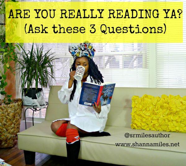 Are You Really Reading YA? Three Ways to Tell