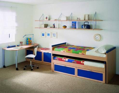 Modelos de camarotes para ni os dormitorio decora for Habitaciones infantiles garabatos