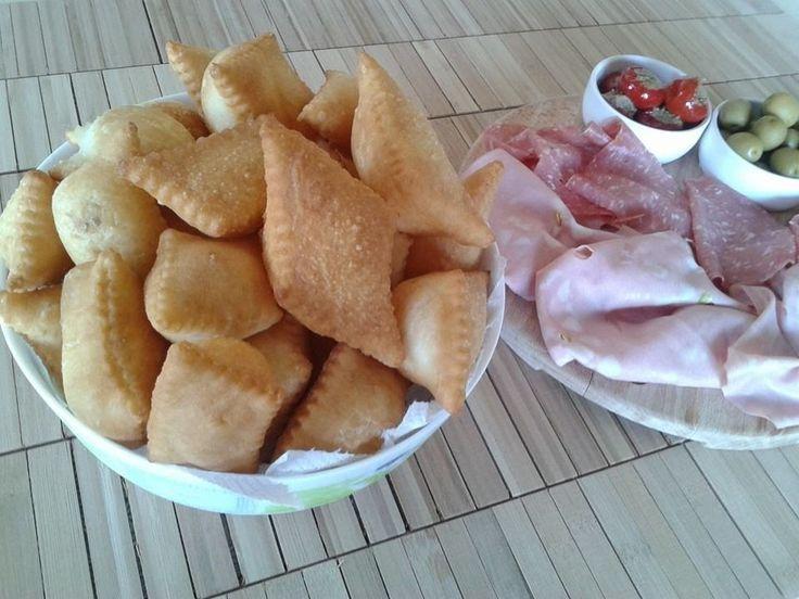 Gnocco fritto,FATTO IN CASA,Ricetta Perfetta