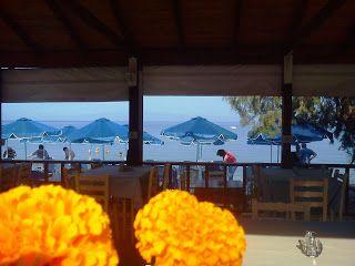 ταβέρνα στην παραλία Μαντίνειας