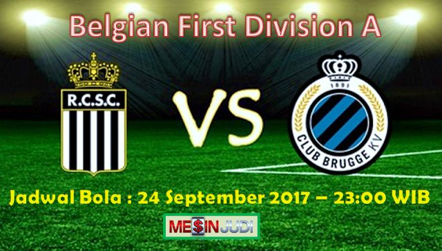 Prediksi Skor Charleroi Vs Club Brugge 24 September 2017