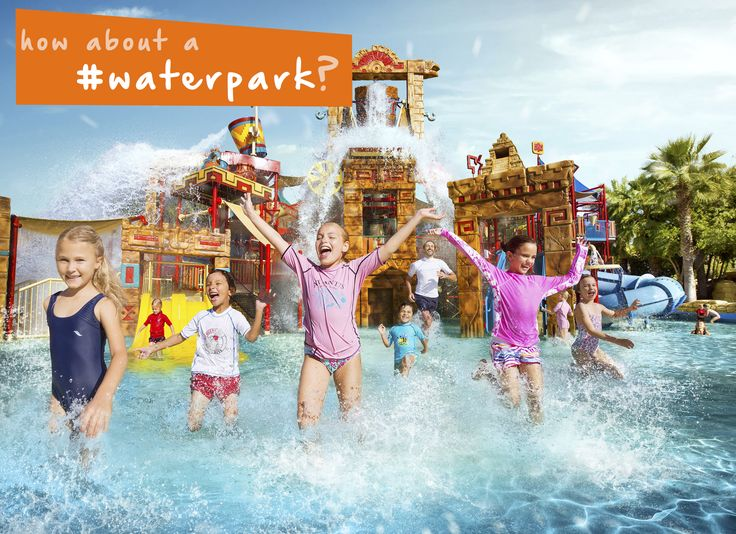 With the #summer heat, cool off and have fun at the same time at a #waterpark! #familyfun