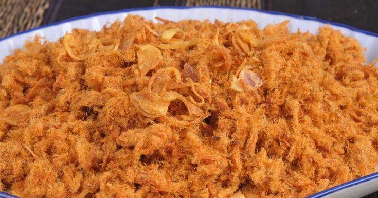Abon Ayam Super  by: Resep Masakan Ibu    abon ayam super       Bahan :  -1 kg ayam dada fillet di presto/rebus sampai empuk lalu disuwir su...