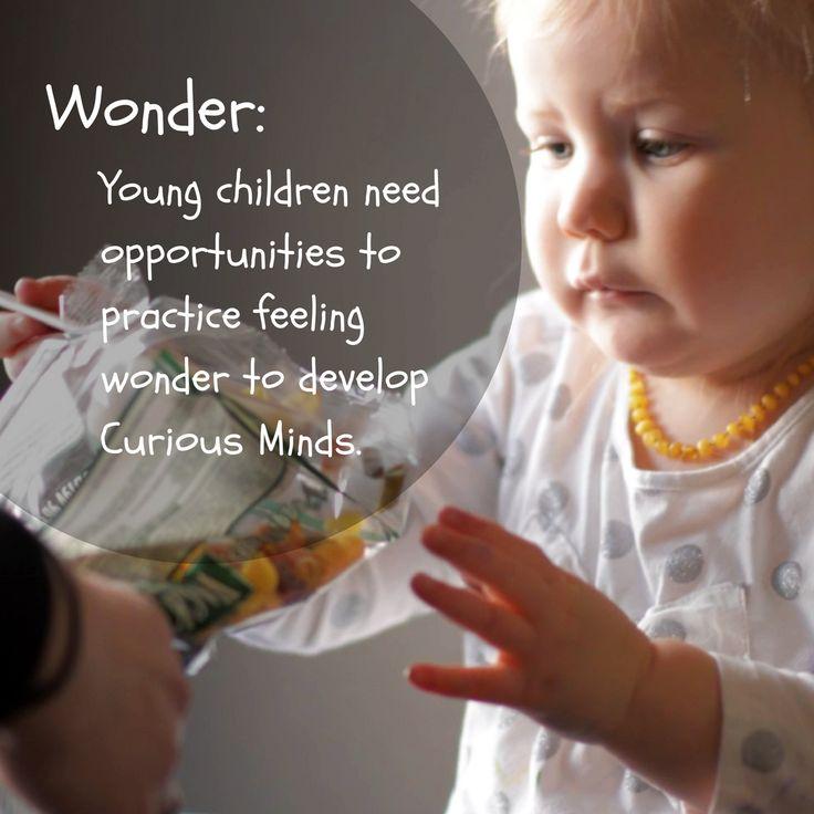 Let Children Wonder