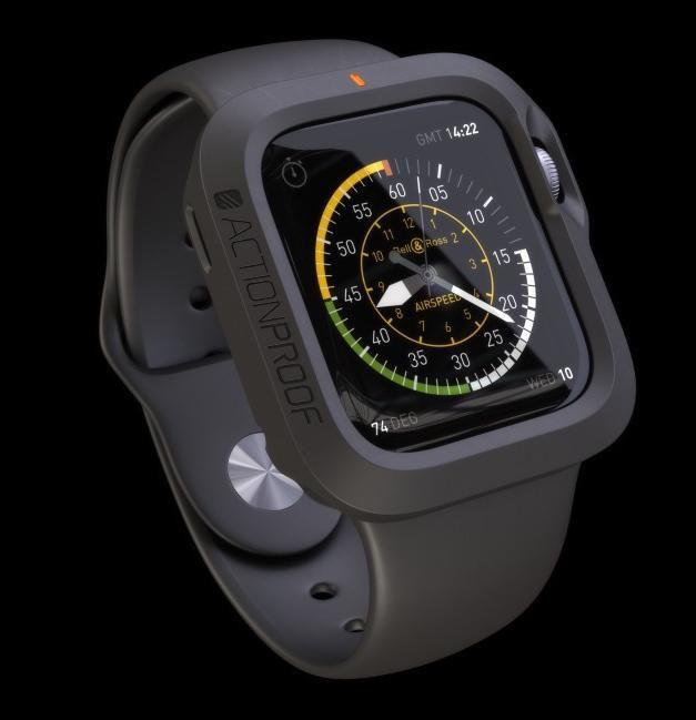 Apple Watch用バンパーケース