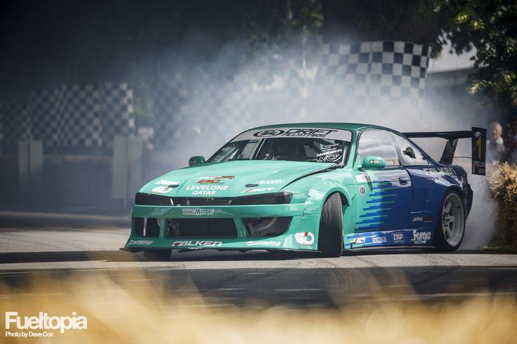 Drift Allstars - Bringin' the Smoke! to Goodwood Festival of Speed - Fueltopia